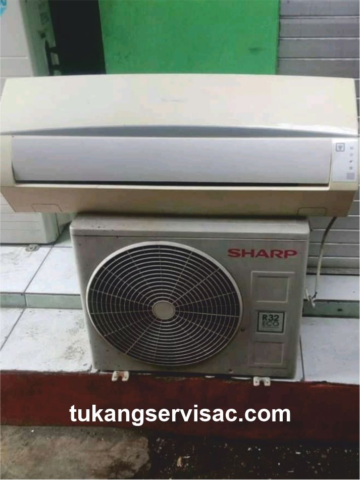 service AC sharp 1/2 PK